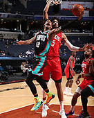 February 04, 2021 (TN): NBA Houston Rockets v Memphis Grizzlies Game