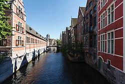 Gent, Gand, Oost Vlaanderen, Belgium