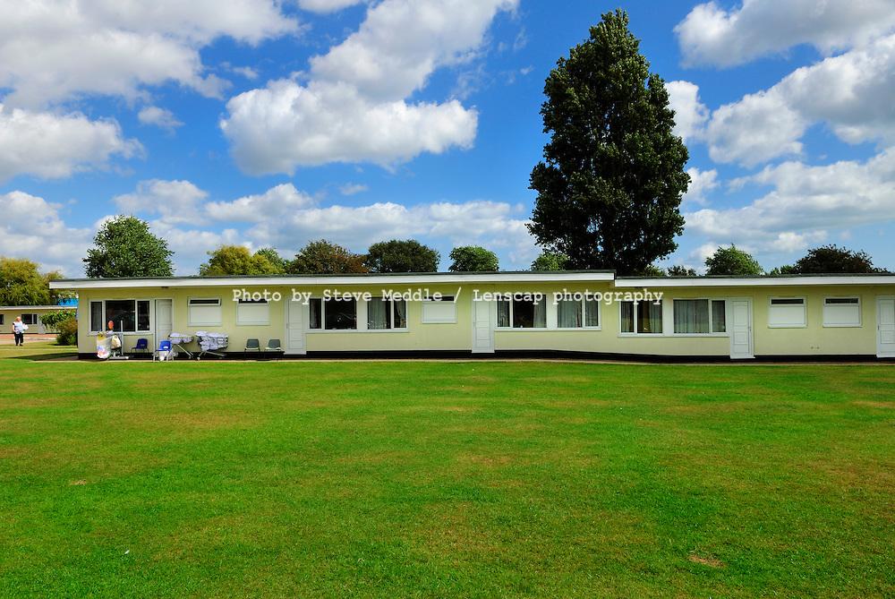 Chalets, Pontins Pakefield, Pakefield, Suffolk, Britain - August 2009
