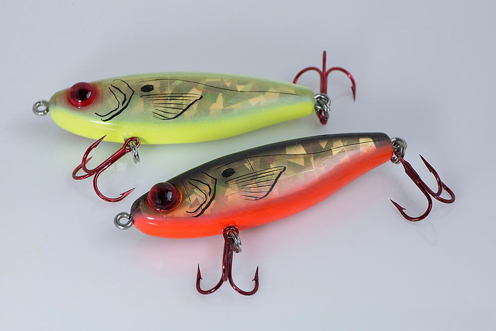 Fishing lures.