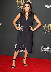 The 21st Annual Hollywood Film Awards at The Beverly Hilton Hotel in Beverly Hills, California on 11/5/17. 05 Nov 2017 Pictured: Eva Longoria. Photo credit: River / MEGA TheMegaAgency.com +1 888 505 6342
