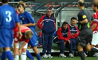 Fotball , 6. september 2006 , EM-kvalifisering , Norge - Moldova 02,<br /> Euro - q.<br /> Norway - Moldova<br /> trener for Moldova , Anatol Teslev