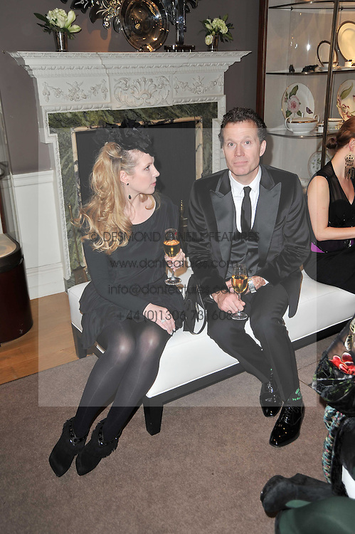 Guests at the BAFTA Nominees party 2011 held at Asprey, 167 New Bond Street, London on 12th February 2011.