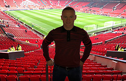 """Wayne Rooney releases a photo on Twitter with the following caption: """"""""Old Trafford ❤️ @ManUtd"""""""". Photo Credit: Twitter *** No USA Distribution *** For Editorial Use Only *** Not to be Published in Books or Photo Books ***  Please note: Fees charged by the agency are for the agency's services only, and do not, nor are they intended to, convey to the user any ownership of Copyright or License in the material. The agency does not claim any ownership including but not limited to Copyright or License in the attached material. By publishing this material you expressly agree to indemnify and to hold the agency and its directors, shareholders and employees harmless from any loss, claims, damages, demands, expenses (including legal fees), or any causes of action or allegation against the agency arising out of or connected in any way with publication of the material."""