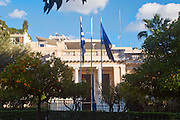 Royal Palace, House of the Greek Prime Minister, Athens, Greece