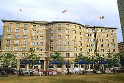Boston Scenic  Copley Hotel