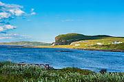 Bay of Flower Cove, Newfoundland, Canada