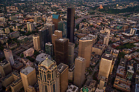 Superhero's View of Downtown Seattle