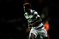 Football - UEFA Europa League - Celtic vs Udinese<br /> <br /> Celtic's Mohamed Bangura in action during the UEFA Europa League 2011/2012 Group stage match between Celtic and Udinese at Celtic Park on September 29, 2011 in Glasgow, Scotland. (Photo by Ian MacNicol/Colorsport) <br /> <br /> <br /> Ian MacNicol/Colorsport