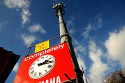 General views inside the stadium- Mandatory by-line: Nizaam Jones/JMP - 31/10/2020 - FOOTBALL - Jonny-Rocks Stadium - Cheltenham, England - Cheltenham Town v Forest Green Rovers - Sky Bet League Two