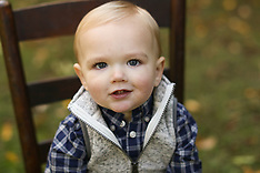 Landon's One Year Session