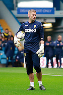 Leeds United's Rob Green (1) during the EFL Sky Bet Championship match between Leeds United and Burton Albion at Elland Road, Leeds, England on 29 October 2016. Photo by Richard Holmes.