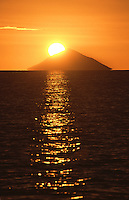 Sunset Behind Kao Volcano..Shot in Kingdom of Tonga