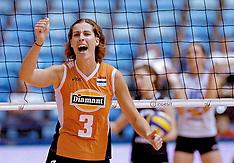 20050924 CRO: EK Volleybal Nederland - Servie en Montenegro, Zagreb