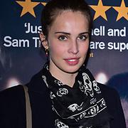 London, England, UK. 23 January 2018. Jessica Raine Arrivers at Beginning - press night at Ambassadors Theatre.