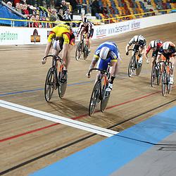 Roy van den Berg Nederlands Kampioen Keirin