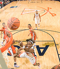 20080221 - Clemson at Virginia (NCAA Women's Basketball)