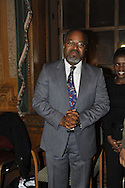 January 11, 2012 - Brooklyn, New York, USA: Henri J. Desrosiers NP,  at 2nd Annual Interfaith Memorial Service for Haiti, Wednesday night at Brooklyn Borough Hall.