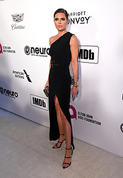 Lisa Rinna attending the Elton John AIDS Foundation Viewing Party held at West Hollywood Park, Los Angeles, California, USA.