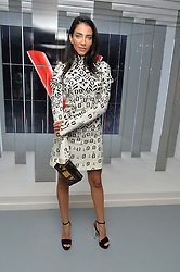 JESSICA KAHAWATY at the Louis Vuitton Series 3 VIP Launch held at 180 Strand, London on 20th September 2015.