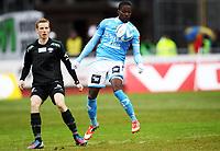 Fotball , 4. mail 2013 , Tippeligaen , Elitesereien<br /> Sandnes Ulf - Vålerenga 1-2<br /> Tosaint Ricketts ,  Sandnes Ulf<br /> Simon Andreas Larsen , VIF