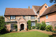Newbourne Hall manor house, Newbourne, Suffolk