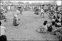 Pakistan, Punjab, Tournoi de lutte. // Pakistan. Punjab. Wrestling tournament