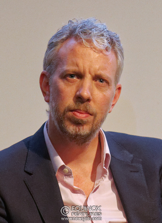 London, United Kingdom - 26 February 2019<br /> DrugScience CEO David Badcock at the screening of film, Magic Medicine at the Regent Street Cinema, Marylebone, London, England, UK. The film follows volunteers receiving experimental treatment with psilocybin, the active ingredient in magic mushrooms, to see if it can help treat long-term depression. DrugScience is a charity researching the medical uses of psychoactive drugs. The film was followed by a Q&A with Professor David Nutt founding chair of DrugScience and Head of the Neuropsychopharmacology Unit in the Centre for Academic Psychiatry in the Division of Brain Sciences, Dept of Medicine, Hammersmith Hospital, Imperial College London. Professor Nutt was formerly chair of the Advisory Council on the Misuse of Drugs.<br /> (photo by: EQUINOXFEATURES.COM)<br /> Picture Data:<br /> Photographer: Equinox Features<br /> Copyright: ©2019 Equinox Licensing Ltd. +448700 780000<br /> Contact: Equinox Features<br /> Date Taken: 20190226<br /> Time Taken: 21320863<br /> www.newspics.com