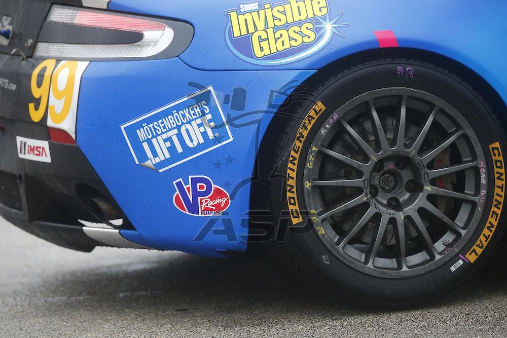 January 07, 2017 - Daytona Beach, Florida, USA: The IMSA Continental Tire SportsCar Challenge Series takes to the track to practice for the Roar Before The Rolex 24 at Daytona International Speedway in Daytona Beach, Florida.