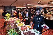 11. Networking lunch