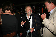 Nick Allot, A A Gill party to celebrate the  publication of Table Talk, a collection of his reviews. Hosted by Marco Pierre White at <br />Luciano, 72 St James's Street, London,. 22 October 2007, -DO NOT ARCHIVE-© Copyright Photograph by Dafydd Jones. 248 Clapham Rd. London SW9 0PZ. Tel 0207 820 0771. www.dafjones.com.