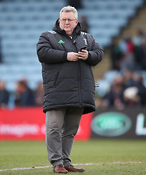 Harlequins' Director of Rugby John Kingston during the Aviva Premiership match at Twickenham Stoop, London.