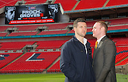 Froch v Groves Press Conference 100314