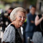NL/Amsterdam/20200816 - Beatrix bij concert Jeugdorkest, Prinses Beatrix