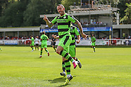 Dover Athletic v Forest Green Rovers 100916