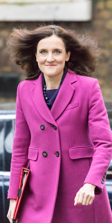 Downing Street, London, November 24th 2015. Secretary of State for Northern Ireland Theresa Villiers arrives at Downing Street for the weekly cabinet meeting. ///FOR LICENCING CONTACT: paul@pauldaveycreative.co.uk TEL:+44 (0) 7966 016 296 or +44 (0) 20 8969 6875. ©2015 Paul R Davey. All rights reserved. arrives at Downing Street for the weekly cabinet meeting. ///FOR LICENCING CONTACT: paul@pauldaveycreative.co.uk TEL:+44 (0) 7966 016 296 or +44 (0) 20 8969 6875. ©2015 Paul R Davey. All rights reserved.
