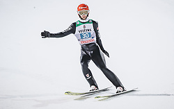 30.12.2018, Schattenbergschanze, Oberstdorf, GER, FIS Weltcup Skisprung, Vierschanzentournee, Oberstdorf, 2. Wertungsdurchgang, im Bild Markus Eisenbichler (GER) // Markus Eisenbichler of Germany during his 2nd Competition Jump for the Four Hills Tournament of FIS Ski Jumping World Cup at the Schattenbergschanze in Oberstdorf, Germany on 2018/12/30. EXPA Pictures © 2018, PhotoCredit: EXPA/ JFK
