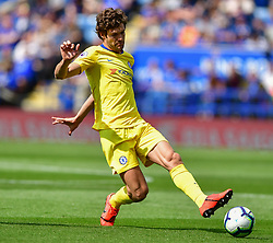 May 12, 2019 - Leicester, England, United Kingdom - Marcos Alonso (3) of Chelsea during the Premier League match between Leicester City and Chelsea at the King Power Stadium, Leicester on Sunday 12th May 2019. (Credit Image: © Mi News/NurPhoto via ZUMA Press)