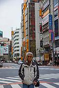 Tower Records, Shibuya, Tokyo, Japan