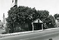 1976 Don The Beachcomber Restaurant at 1722 N. McCadden Pl.