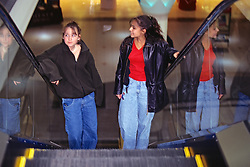 Taylor & Alison In Jnco Jeans