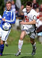 Fotball 2. divisjon 27.08.05 - Ranheim - Mo 4-2<br /> Pål Flønes, Mo<br /> Foto: Carl-Erik Eriksson, Digitalsport