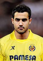 Mario Gaspar ( Villarreal CF )