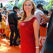 NLD/Amsterdam/20070519 - Inloop Kids Choice Awards 2007, Caroline Spoor
