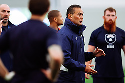 Pat Lam (Director of Rugby) as Bristol Bears start to use their new almost completed Training centre - Rogan/JMP - 08/07/2020 - RUGBY UNION - Beggar Bush Lane - Bristol, England.