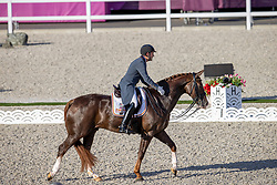 Jurado Lopez Severo, ESP, Fendi T, 126<br /> Olympic Games Tokyo 2021<br /> © Hippo Foto - Stefan Lafrentz<br /> 27/07/2021no