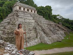 Mayan Ruins at Pelenque