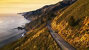 california-aerial-specialist-car-photographer-randy-wells-videographer-cinematographer-storyteller, Image of Highway One along the California coast near Big Sur, American Southwest