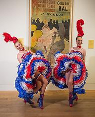 Toulouse-Lautrec pin-ups, Edinburgh, 4 October 2018