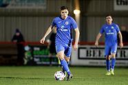 Northwich Victoria FC 1-0 Stockport County FC 8.1.20